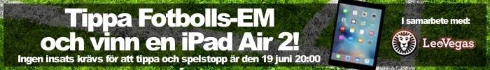 Tipstävling för Fotbolls-EM 2016