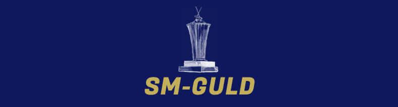 Vinnarna av SM-guld i ishockey