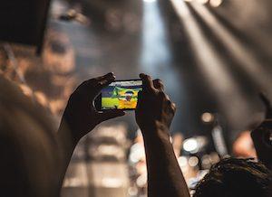 Se sport live stream i mobilen