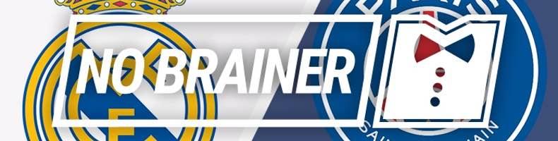 No brainer Real Madrid PSG hos Betser