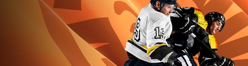 Spela gratis på ishockey under resten av säsongen!